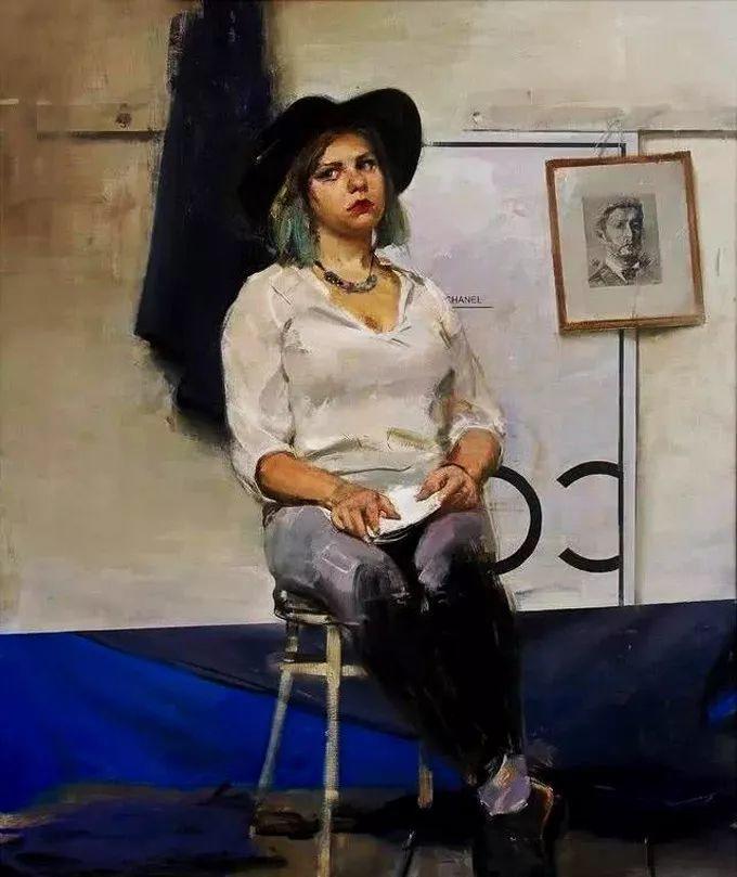 俄罗斯年轻油画家Ivan Loginov插图10