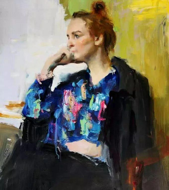 俄罗斯年轻油画家Ivan Loginov插图12