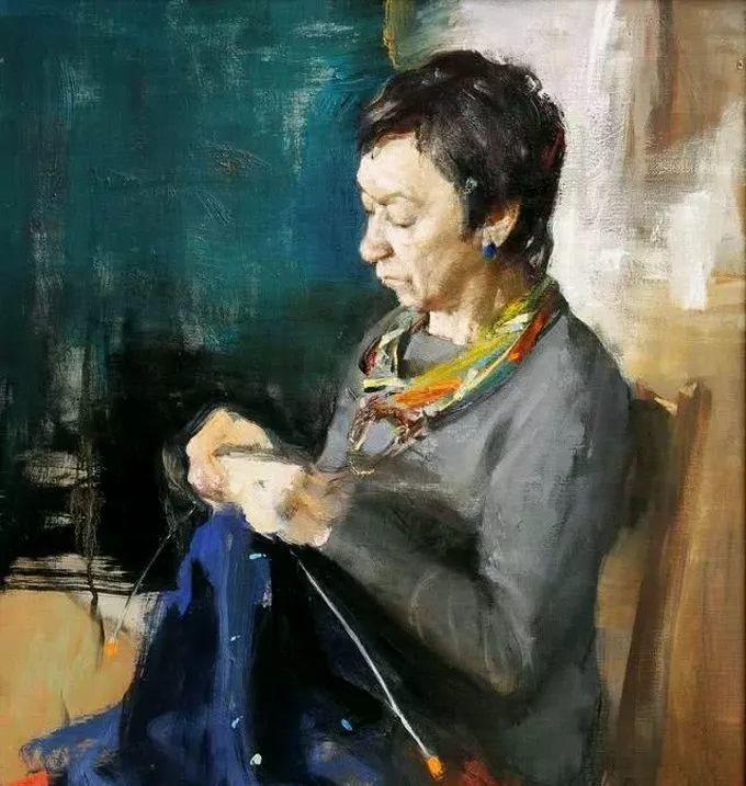 俄罗斯年轻油画家Ivan Loginov插图14