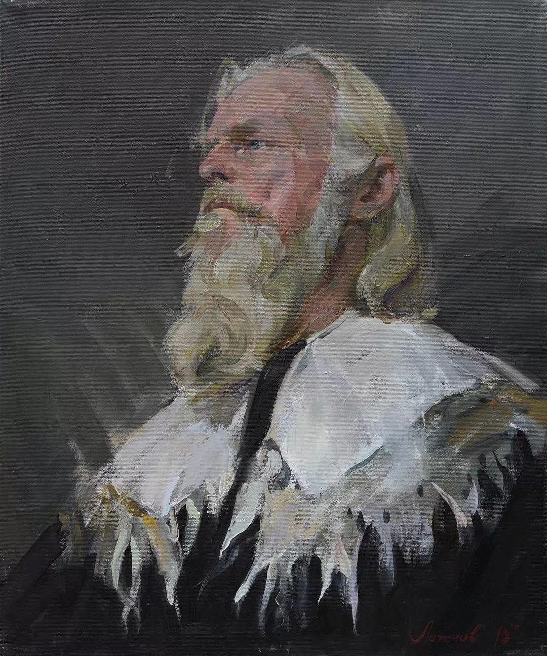 俄罗斯年轻油画家Ivan Loginov插图16