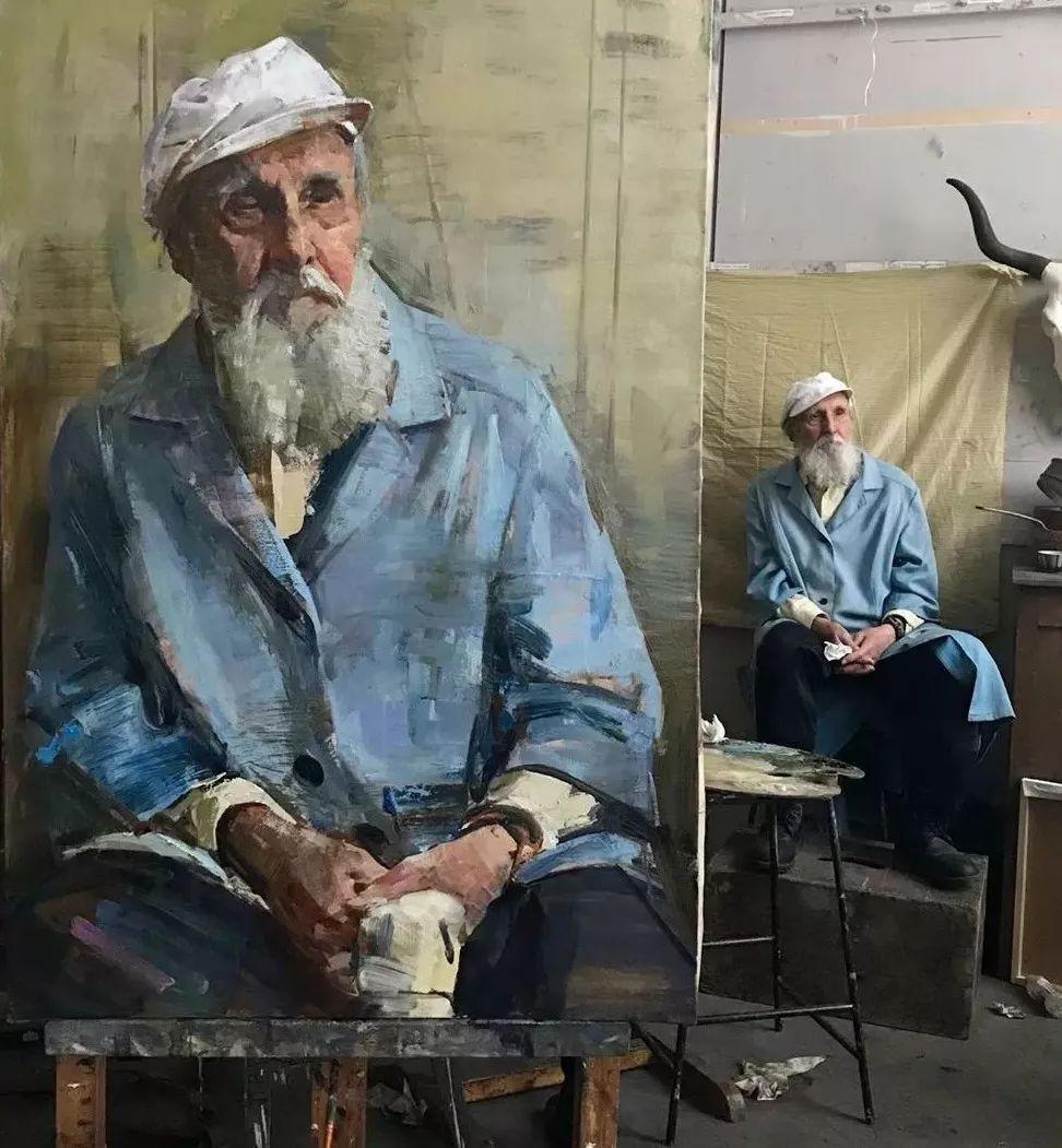 俄罗斯年轻油画家Ivan Loginov插图20