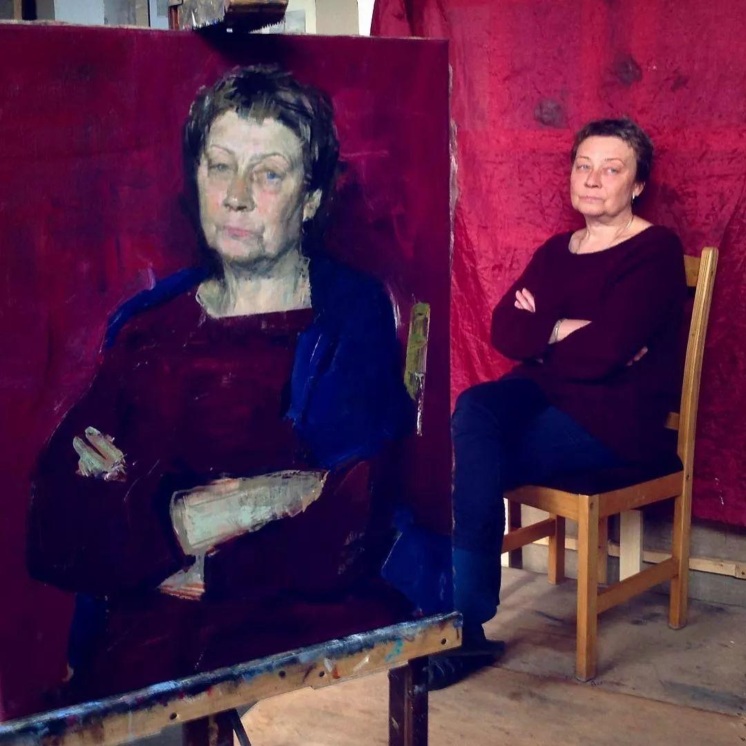 俄罗斯年轻油画家Ivan Loginov插图23