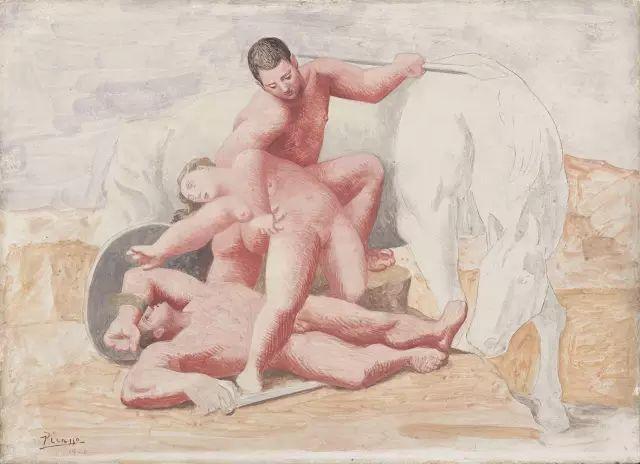 毕加索:艺术是一种谎言,但没有任何危险插图17