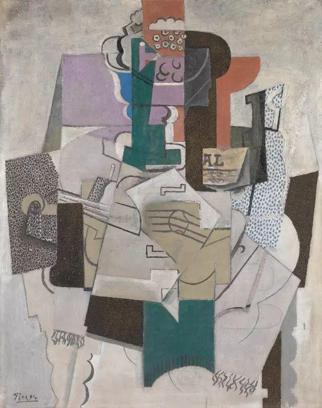 毕加索:艺术是一种谎言,但没有任何危险插图32
