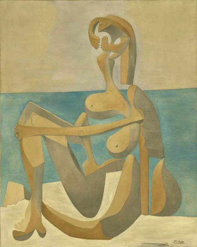 毕加索:艺术是一种谎言,但没有任何危险插图40