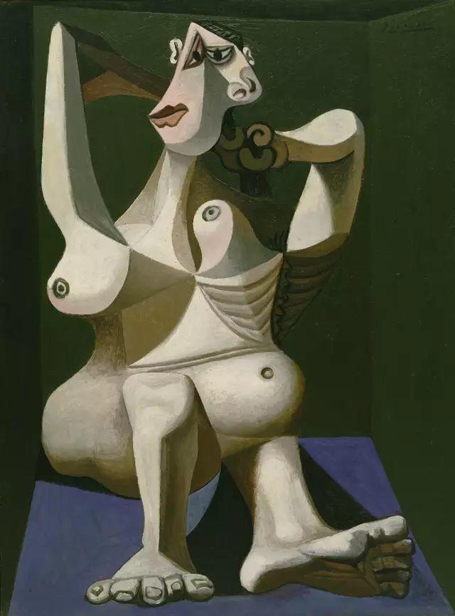 毕加索:艺术是一种谎言,但没有任何危险插图41