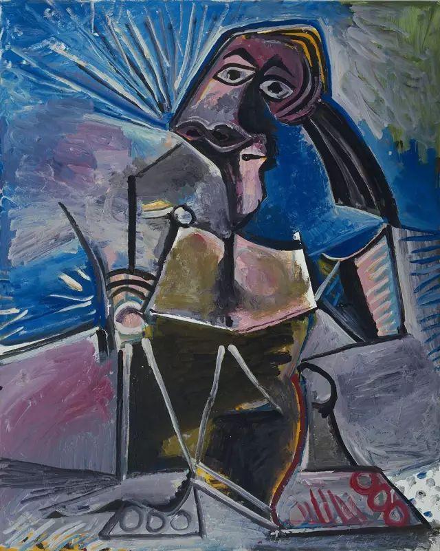 毕加索:艺术是一种谎言,但没有任何危险插图43