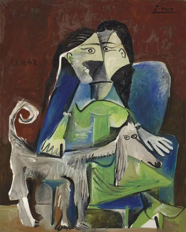 毕加索:艺术是一种谎言,但没有任何危险插图48