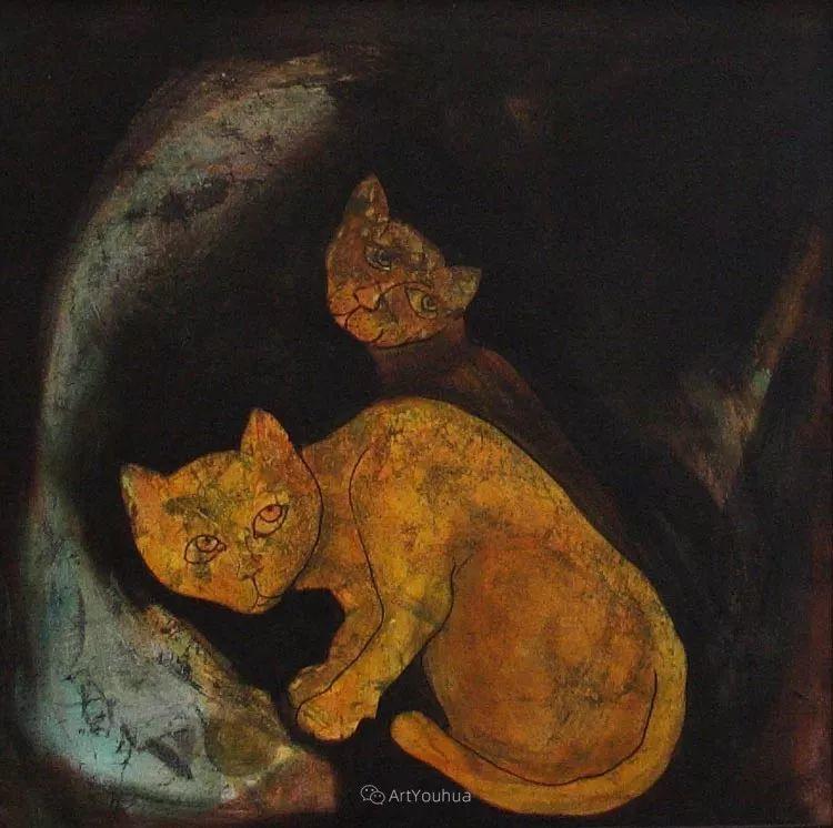 古老的神话 印度画家Poonam Chandrika Tyagi插图15