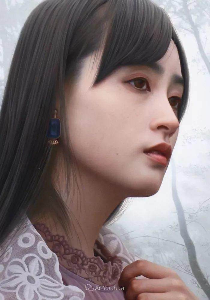 女性的气质美,极致的温柔与梦幻般的意境插图11