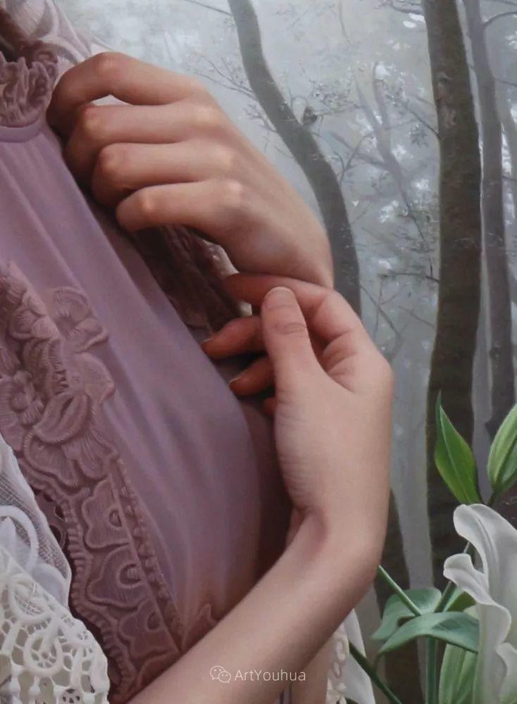 女性的气质美,极致的温柔与梦幻般的意境插图13