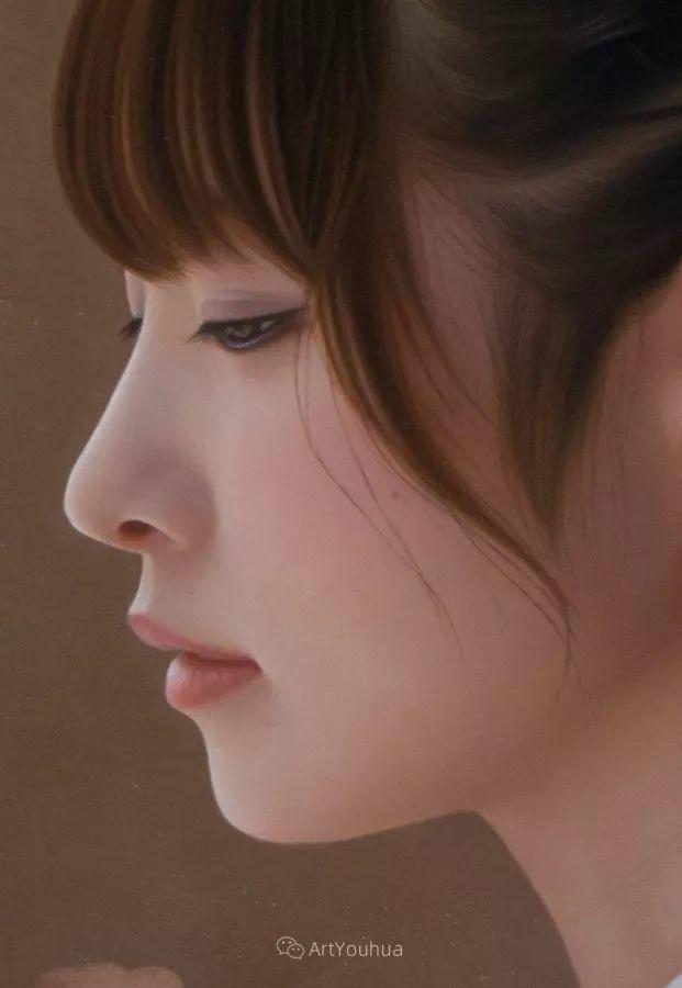 女性的气质美,极致的温柔与梦幻般的意境插图23