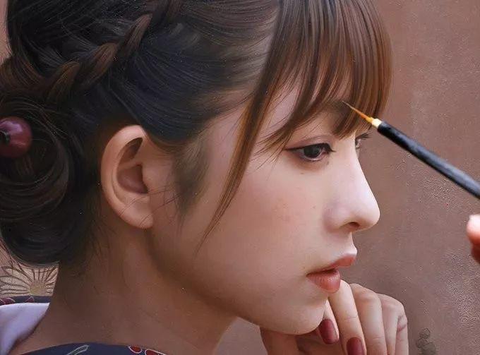 女性的气质美,极致的温柔与梦幻般的意境插图33