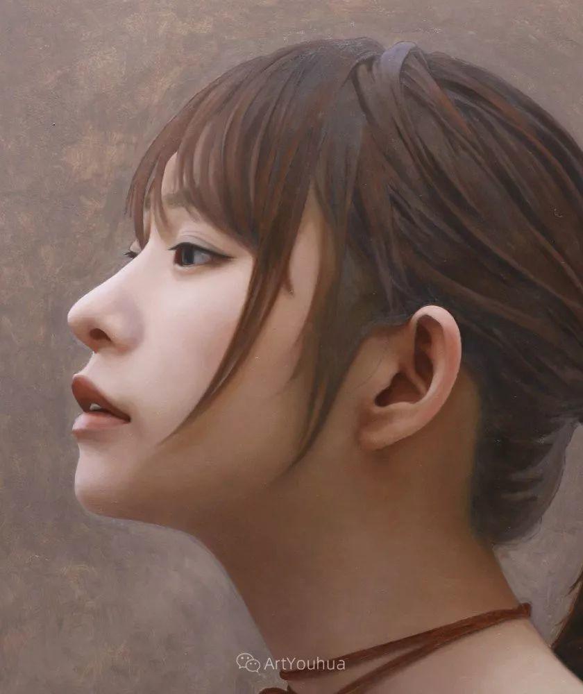 女性的气质美,极致的温柔与梦幻般的意境插图47