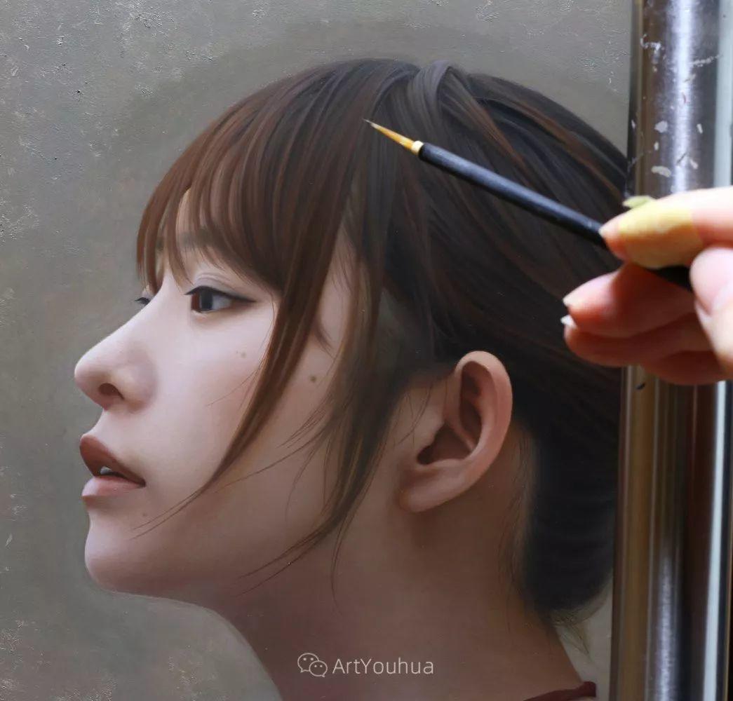 女性的气质美,极致的温柔与梦幻般的意境插图49