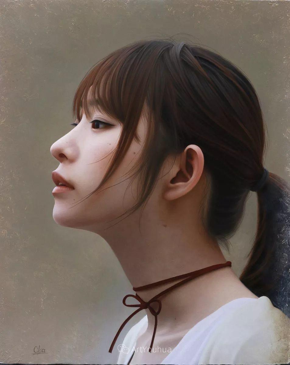 女性的气质美,极致的温柔与梦幻般的意境插图51
