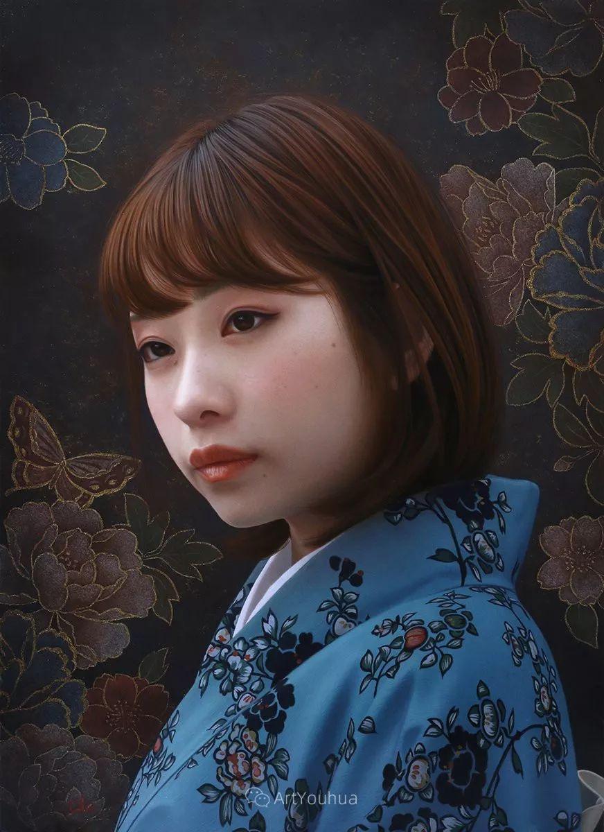 女性的气质美,极致的温柔与梦幻般的意境插图61