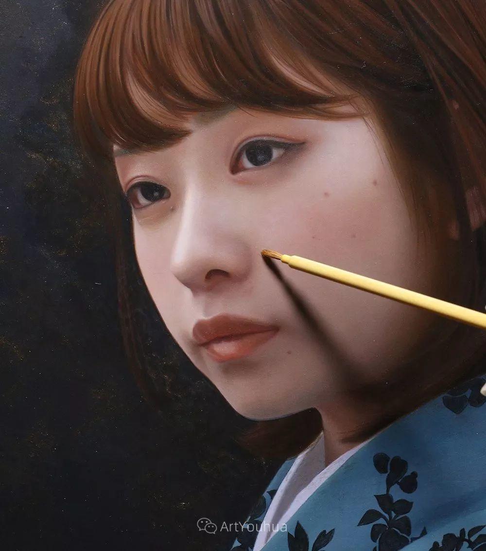 女性的气质美,极致的温柔与梦幻般的意境插图63