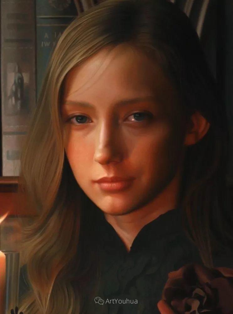 女性的气质美,极致的温柔与梦幻般的意境插图69