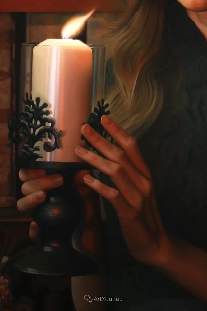 女性的气质美,极致的温柔与梦幻般的意境插图71