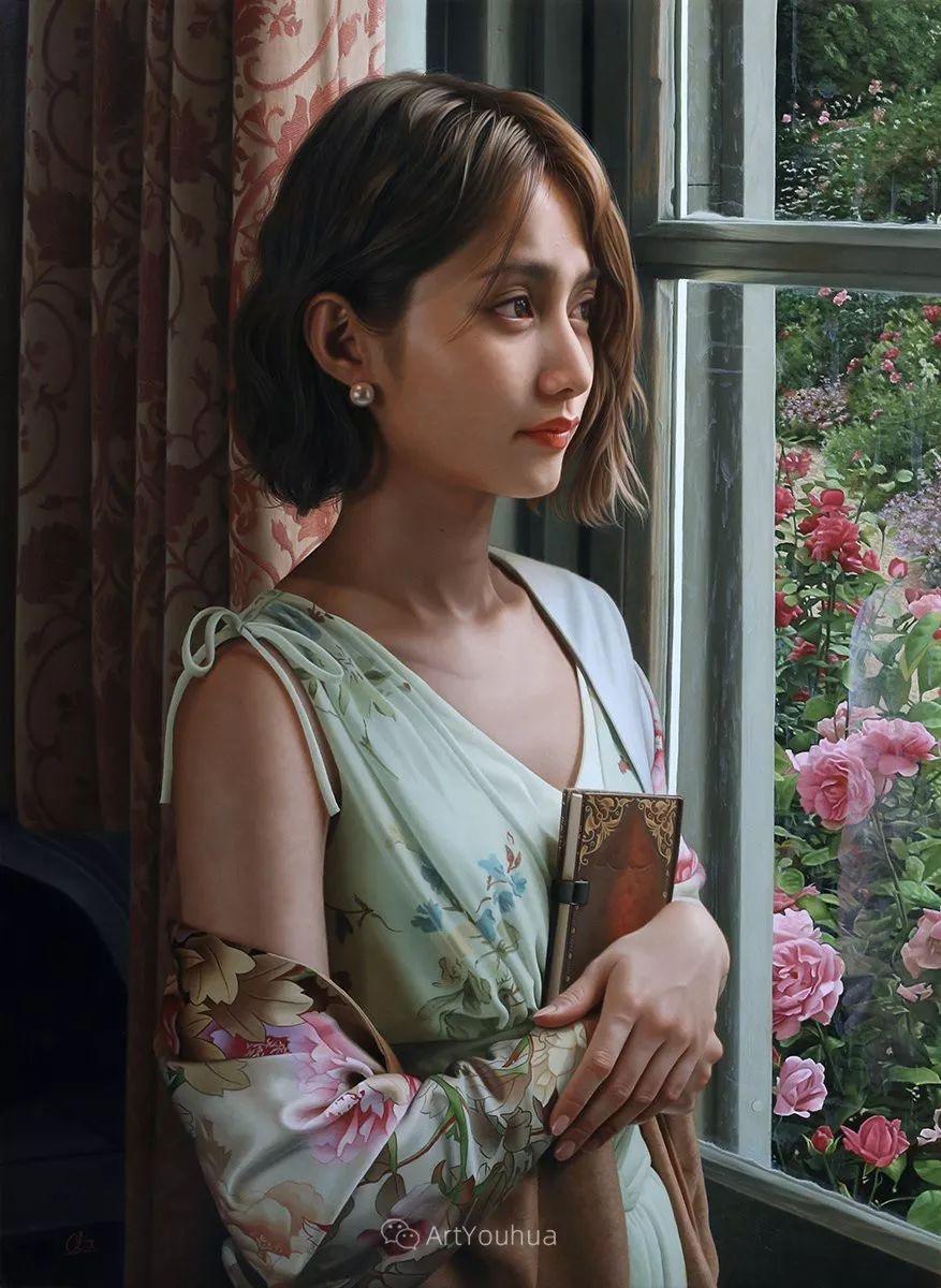 女性的气质美,极致的温柔与梦幻般的意境插图75