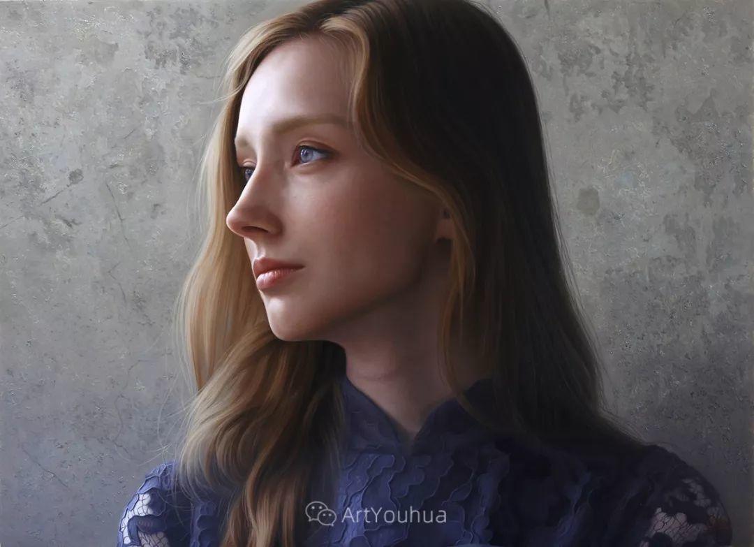 女性的气质美,极致的温柔与梦幻般的意境插图83