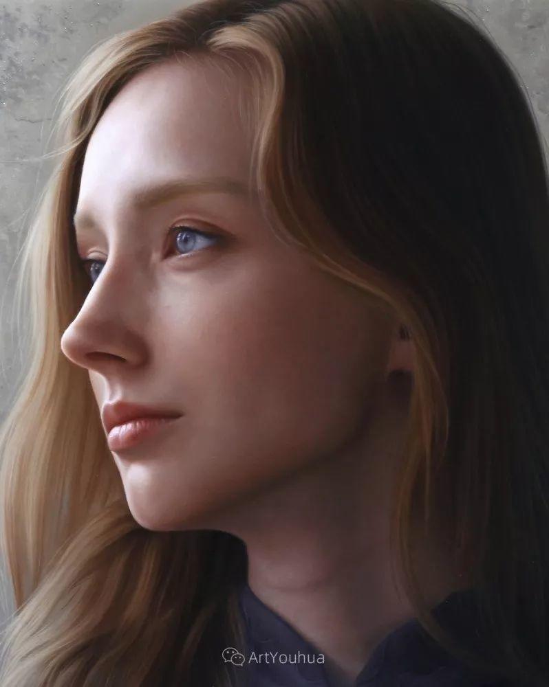 女性的气质美,极致的温柔与梦幻般的意境插图85
