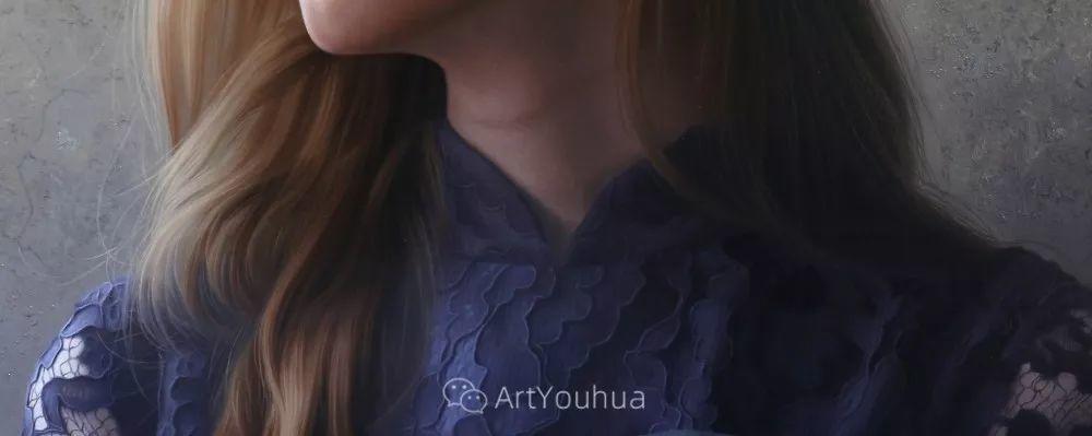 女性的气质美,极致的温柔与梦幻般的意境插图87
