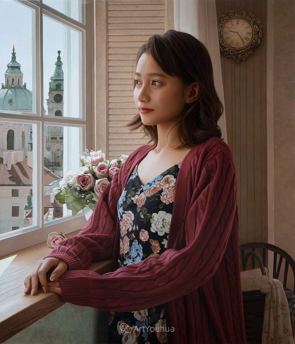 女性的气质美,极致的温柔与梦幻般的意境插图89