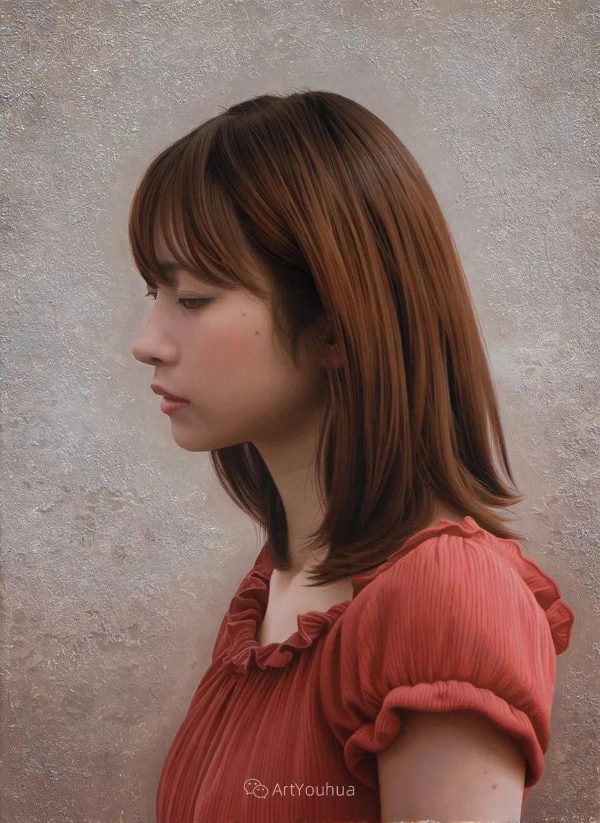 女性的气质美,极致的温柔与梦幻般的意境插图97