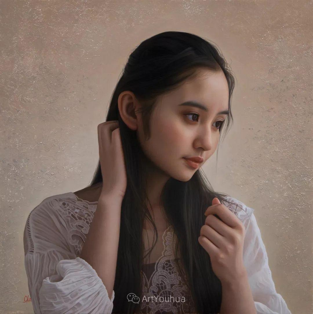 女性的气质美,极致的温柔与梦幻般的意境插图123