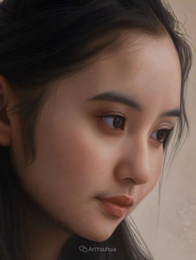 女性的气质美,极致的温柔与梦幻般的意境插图125