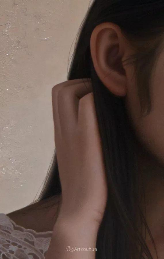 女性的气质美,极致的温柔与梦幻般的意境插图127