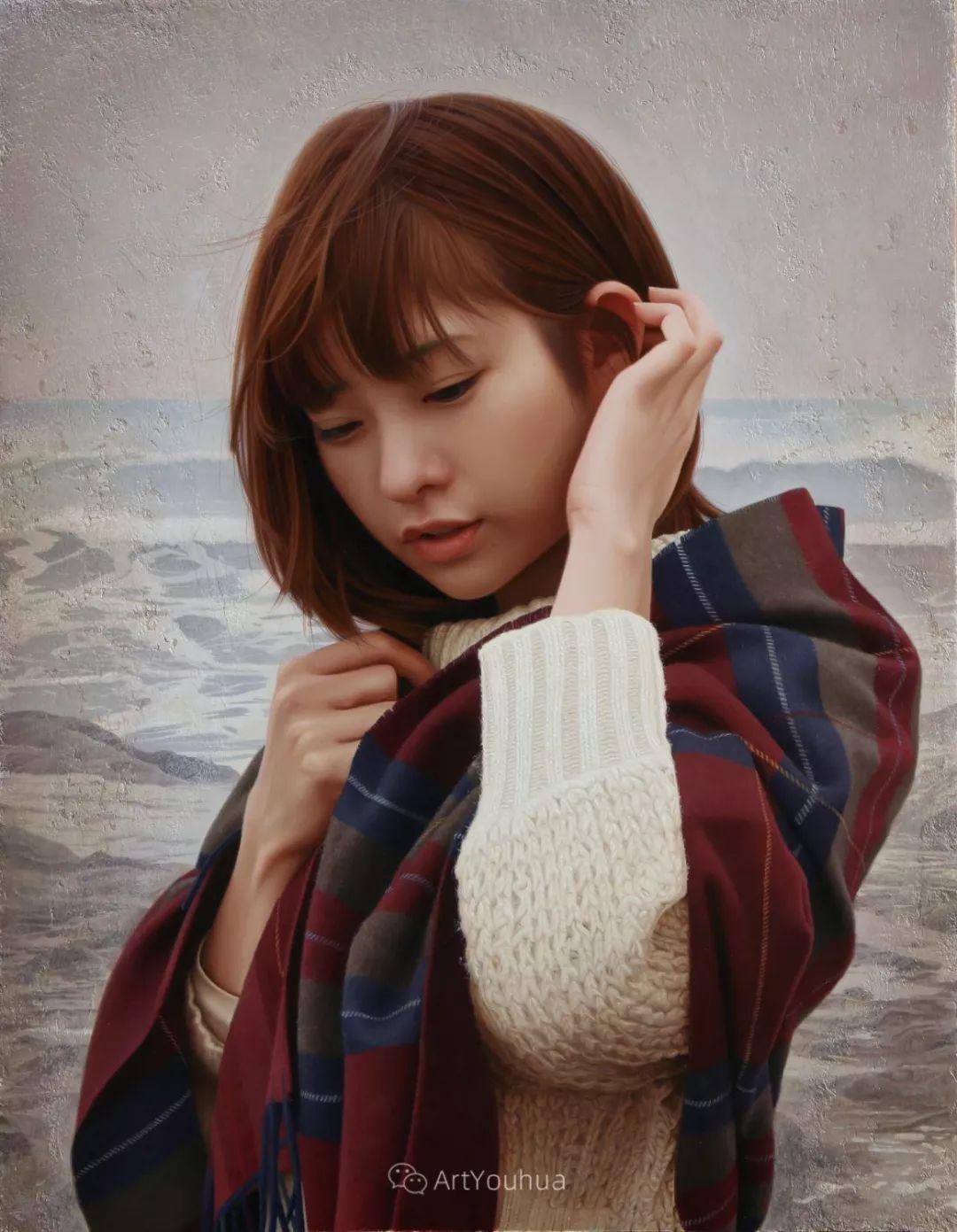 女性的气质美,极致的温柔与梦幻般的意境插图133