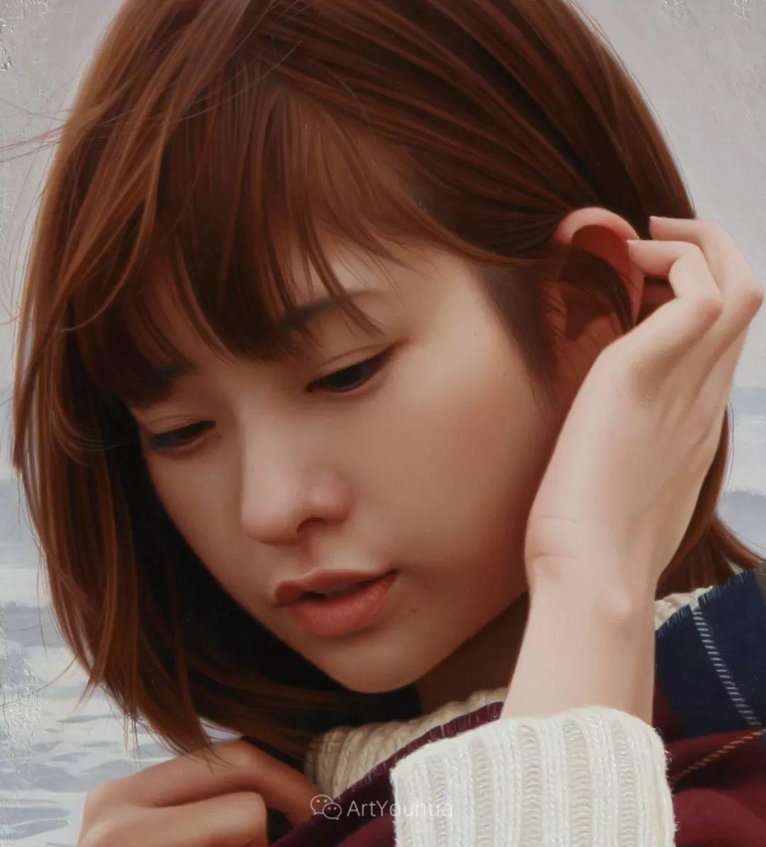 女性的气质美,极致的温柔与梦幻般的意境插图135