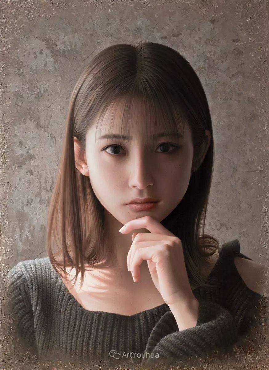 女性的气质美,极致的温柔与梦幻般的意境插图137