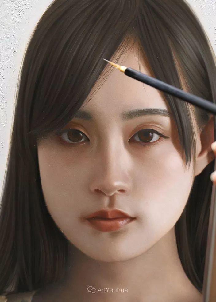 女性的气质美,极致的温柔与梦幻般的意境插图141