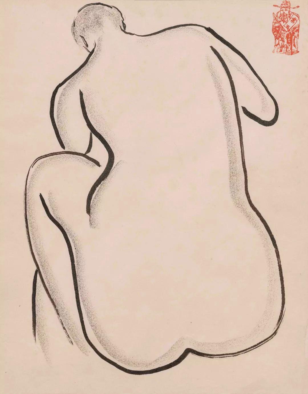 常玉:孤独的大师,一生在黑暗的小屋中,绝笔作品被拍出近2亿天价插图3