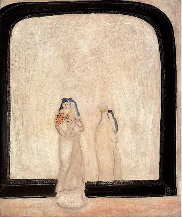 常玉:孤独的大师,一生在黑暗的小屋中,绝笔作品被拍出近2亿天价插图13