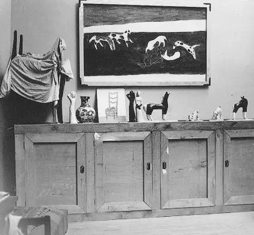 常玉:孤独的大师,一生在黑暗的小屋中,绝笔作品被拍出近2亿天价插图30