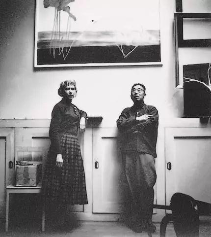 常玉:孤独的大师,一生在黑暗的小屋中,绝笔作品被拍出近2亿天价插图32