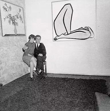 常玉:孤独的大师,一生在黑暗的小屋中,绝笔作品被拍出近2亿天价插图37