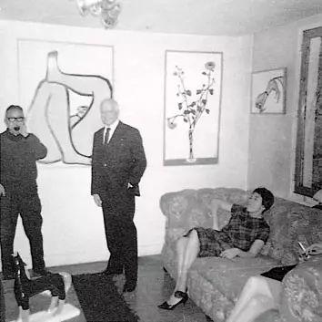 常玉:孤独的大师,一生在黑暗的小屋中,绝笔作品被拍出近2亿天价插图38