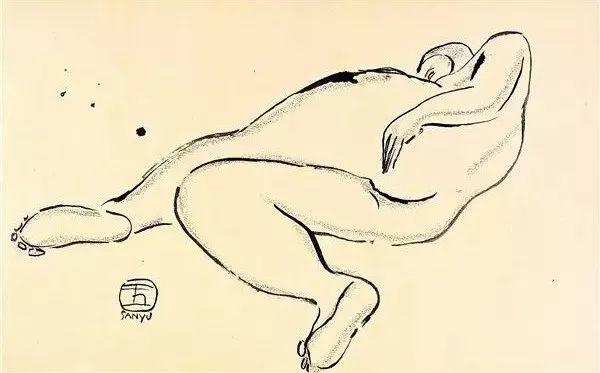 常玉:孤独的大师,一生在黑暗的小屋中,绝笔作品被拍出近2亿天价插图41