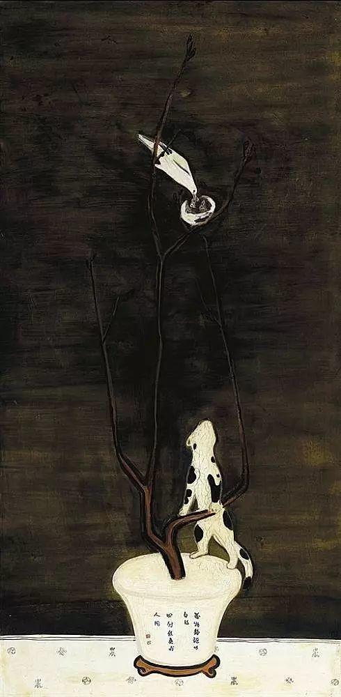 常玉:孤独的大师,一生在黑暗的小屋中,绝笔作品被拍出近2亿天价插图45