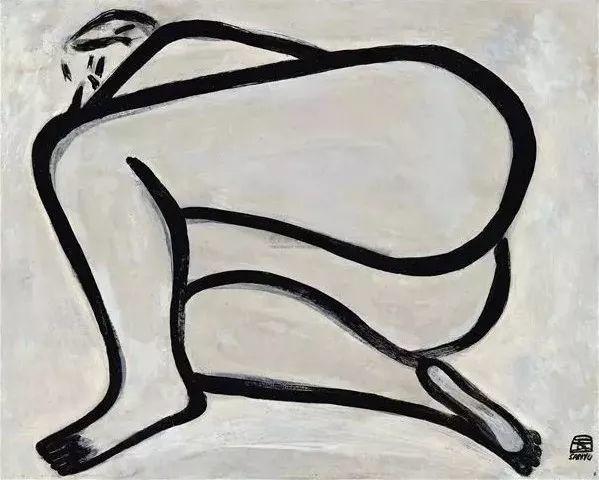 常玉:孤独的大师,一生在黑暗的小屋中,绝笔作品被拍出近2亿天价插图48