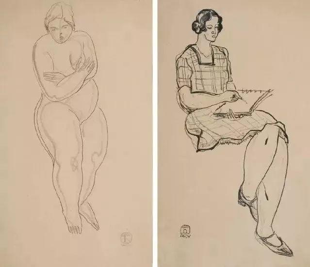 常玉:孤独的大师,一生在黑暗的小屋中,绝笔作品被拍出近2亿天价插图58