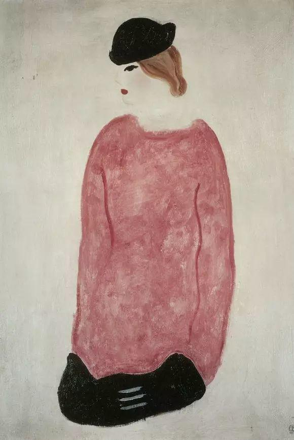 常玉:孤独的大师,一生在黑暗的小屋中,绝笔作品被拍出近2亿天价插图60