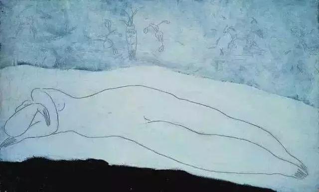 常玉:孤独的大师,一生在黑暗的小屋中,绝笔作品被拍出近2亿天价插图77