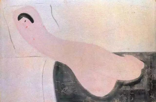 常玉:孤独的大师,一生在黑暗的小屋中,绝笔作品被拍出近2亿天价插图78